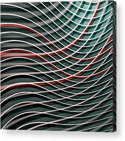 Woven Acrylic Prints