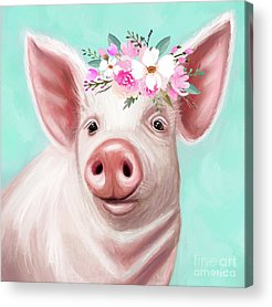 Piggly Wiggly Acrylic Prints