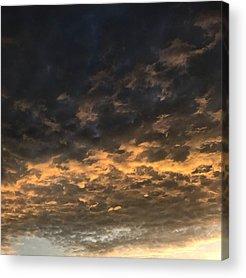 Storm Cloud Acrylic Prints