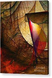 Fused Digital Art Acrylic Prints