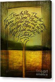 Old Testament Acrylic Prints