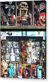 Voodoo Shop Acrylic Prints