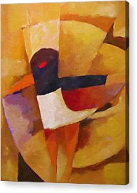 Waterbirds Acrylic Prints
