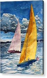 Enola Mcclincey Acrylic Prints