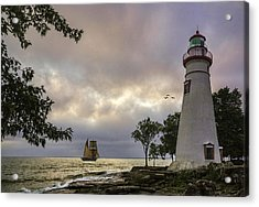 A Place To Dream Acrylic Print by Dale Kincaid