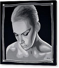 Annie Lennox Acrylic Print
