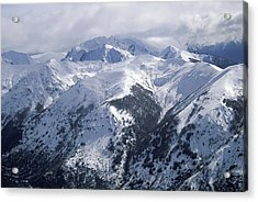 Argentina. Andes Mountains Acrylic Print by Anonymous