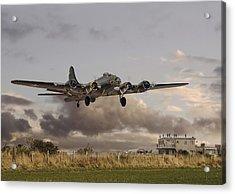 B17- 'airborne' Acrylic Print