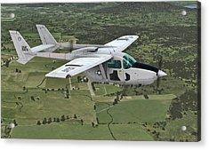 Cessna 0-2a Skymaster Acrylic Print