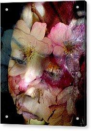 Cherry Blossom Time Acrylic Print