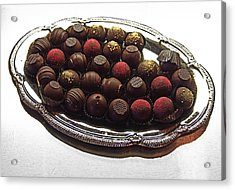 Chocolates Acrylic Print