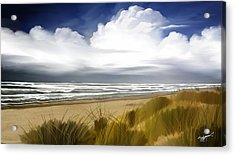 Coastal Breeze Acrylic Print