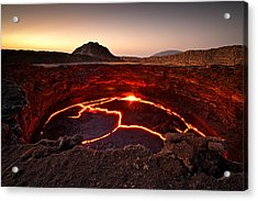 ... Crater Lake Acrylic Print