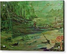 El  Explorador  1 Acrylic Print