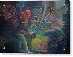 El Explorador  2 Acrylic Print
