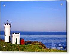 Elie Lighthouse Acrylic Print