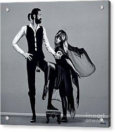 Fleetwood Mac Acrylic Print