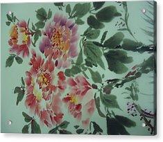 Flower 0725-2 Acrylic Print