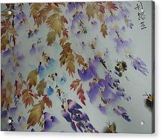 Flower0727-5 Acrylic Print