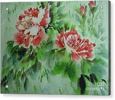 Flower0728-5 Acrylic Print
