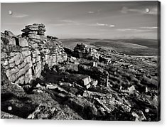 Great Mis Tor Acrylic Print