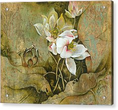 In Hiding Acrylic Print
