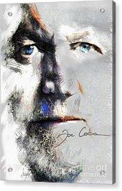 Joe Cocker - Hymn For My Soul     Acrylic Print