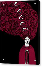 Keepers No 16 Acrylic Print by Milliande Demetriou