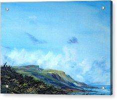 Kettleness Yorkshire  Acrylic Print