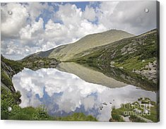 Lakes Of The Clouds - Mount Washington New Hampshire Acrylic Print by Erin Paul Donovan