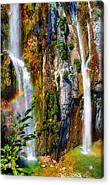 Little Rainbow Acrylic Print