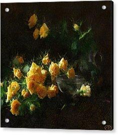 More Water Acrylic Print by Vasiliy Agapov