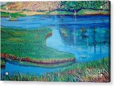 Myakka Sanctuary Acrylic Print
