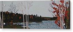 Peace  Acrylic Print by Anita Jacques