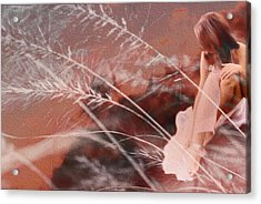 Pink Memories  Acrylic Print