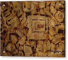 Provence II Acrylic Print