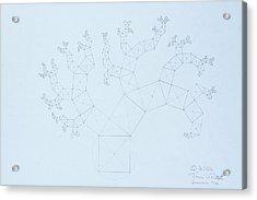 Quantum Tree Acrylic Print