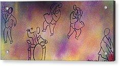 Rhythm Acrylic Print
