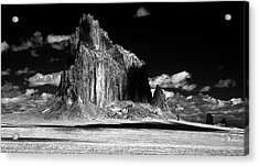 Shiprock East Face Acrylic Print