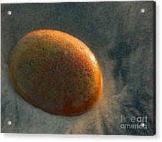 Smooth Stone Acrylic Print