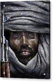 Somalia - How I Live  Acrylic Print