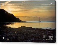 Sunrise Pendennis Point Acrylic Print