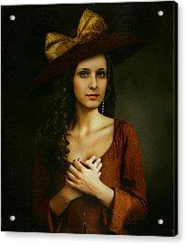 *** Acrylic Print by Svetlana Melik-nubarova