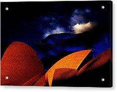 Sydney Opera House Acrylic Print by Jacqueline M Lewis
