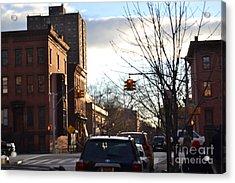The Bronx I Acrylic Print by Robert Daniels