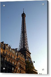 The Eiffel Tower Acrylic Print