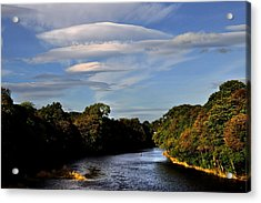 The River Beauly Acrylic Print