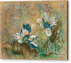 The Turquoise Incarnation Acrylic Print