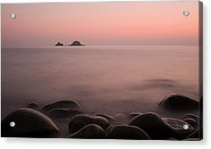 The Waters Edge Acrylic Print