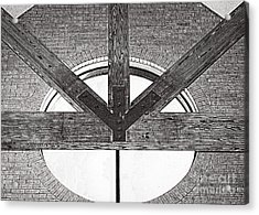 Trinity Series 1 Acrylic Print by Luther Fine Art